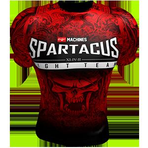 Spartacus Rashguards